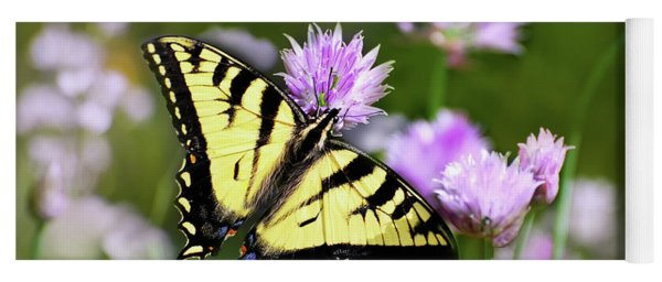 Swallowtail Butterfly Dream Yoga Mat
