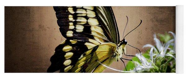 Swallowtail Yoga Mat