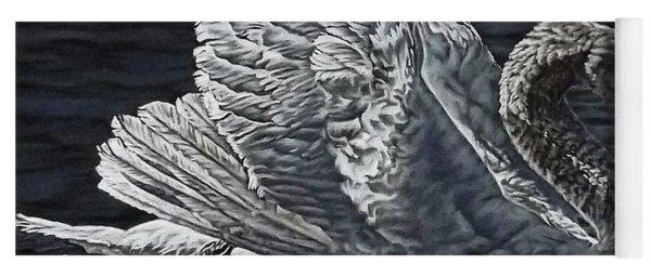 Swan Yoga Mat