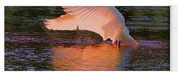 Swan Sun Salutation Yoga Mat