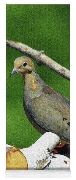 Sweet Dove Yoga Mat