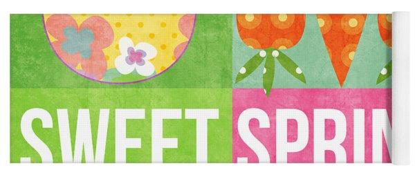 Sweet Spring Yoga Mat