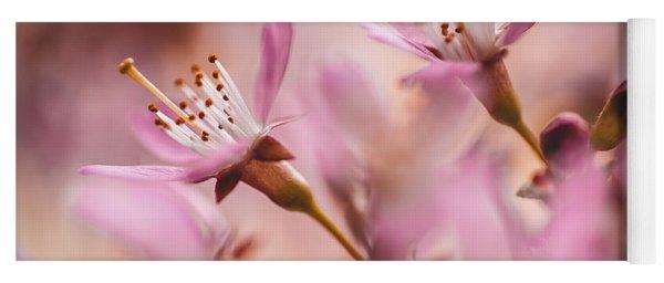 Sweet Taste Of Spring Yoga Mat