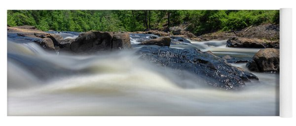 Sweetwater Creek Long Exposure Yoga Mat