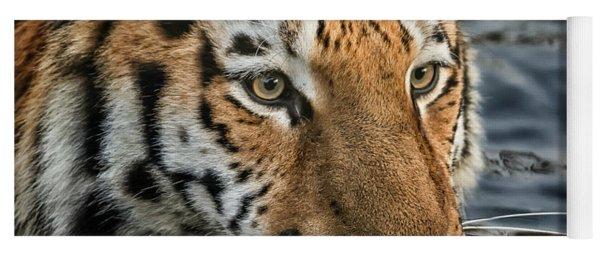 Swimming Tiger Yoga Mat