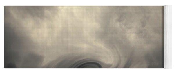 Swirl Wave Vi Toned Yoga Mat