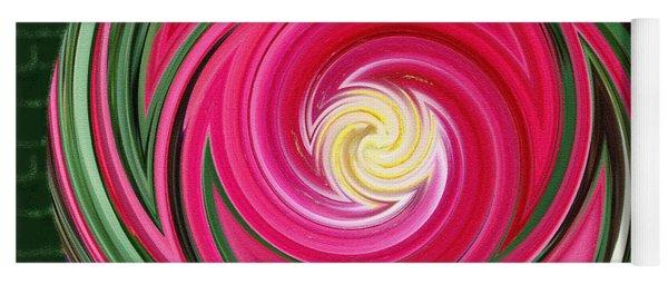 Swirls Of Color Yoga Mat