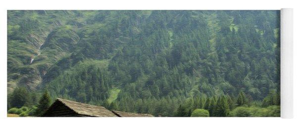 Swiss Mountain Home Yoga Mat
