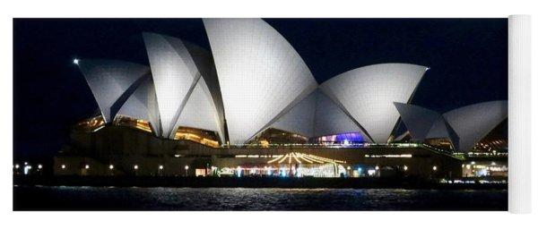Sydney Opera House Yoga Mat