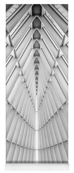 Symmetry Yoga Mat