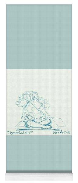 Synovial 8 Yoga Mat