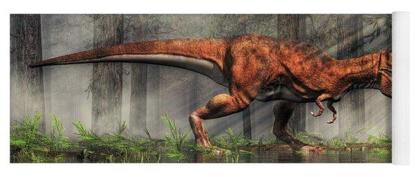T-rex Yoga Mat