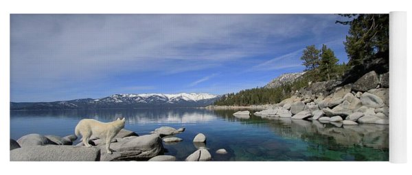 Tahoe Wow Yoga Mat