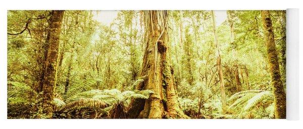 Tahune Forest Reserve Yoga Mat