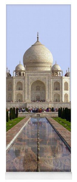The Taj Mahal - Grand Canyon Mash-up Yoga Mat