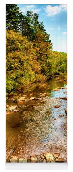 Tallulah River Yoga Mat
