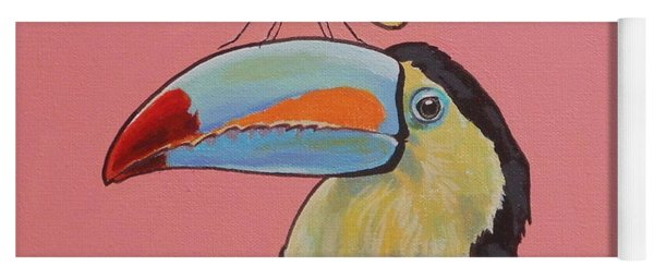 Talula The Toucan Yoga Mat
