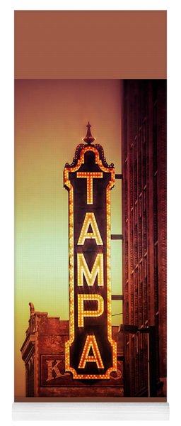 Tampa Theatre Yoga Mat