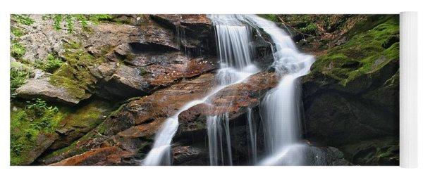 Upper Dill Falls Yoga Mat