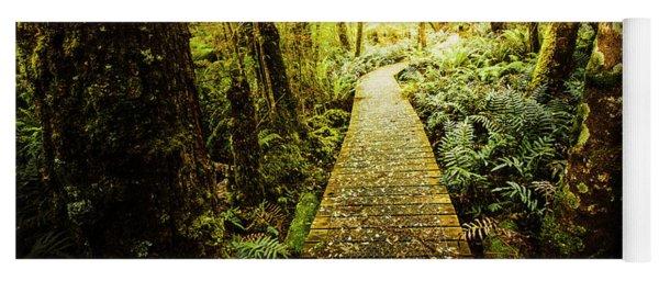 Tarkine Tasmania Trails Yoga Mat