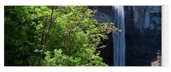 Taughannock Falls 0466 Yoga Mat