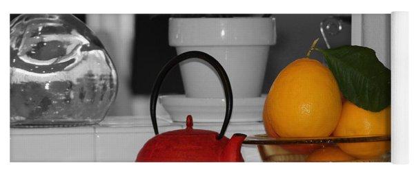 Teapot Yoga Mat