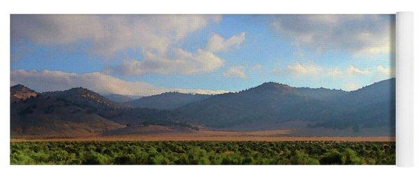 Tehachapi Mountains 2 Yoga Mat