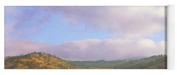 Tehachapi Valley Yoga Mat