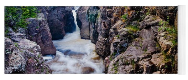 Temperance River Gorge Yoga Mat
