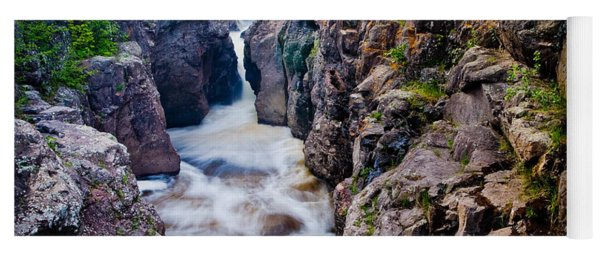 Temperance River Gorge Yoga Mat