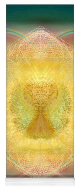 Temple Fire Chalice Yoga Mat