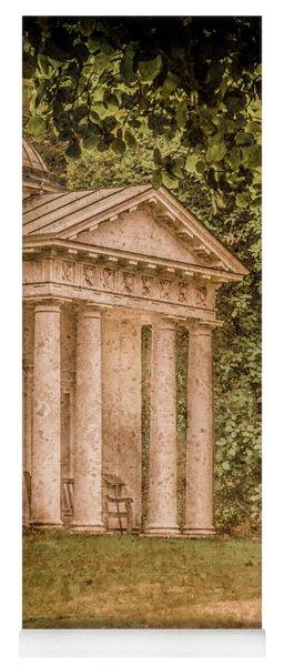 Kew Gardens, England - Temple Of Bellona Yoga Mat