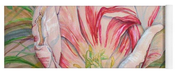 Tempting  Tulip Yoga Mat