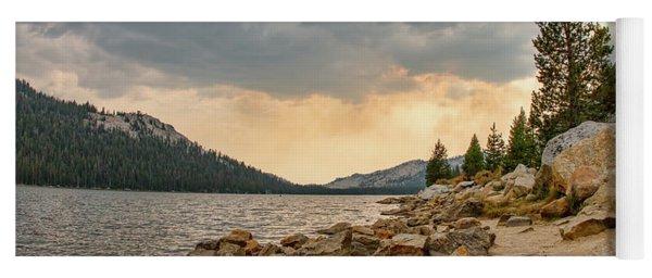 Tenaya Lake - Yosemite Yoga Mat