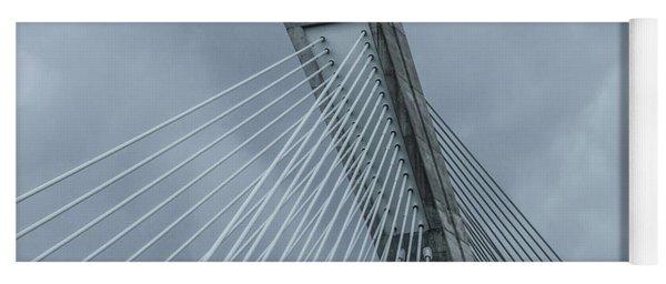 Terenez Bridge II Yoga Mat