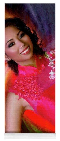 Teresa Hoang Dress By Monique Zhang Yoga Mat