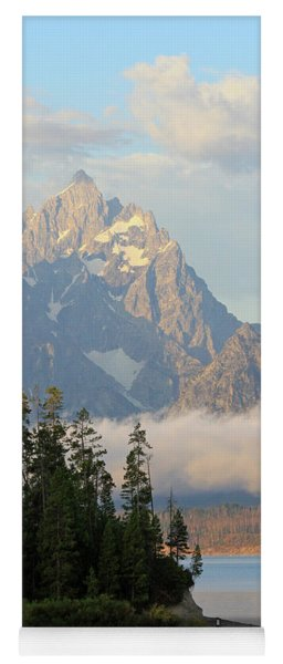 Teton Early Morning Yoga Mat