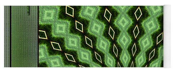 Texture Design 5 Yoga Mat