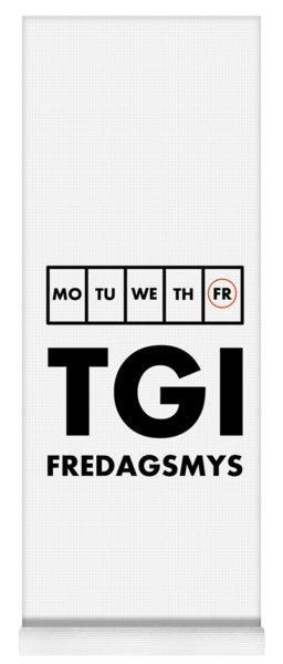 Tgi Fredagsmys Yoga Mat