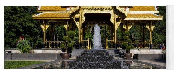 Thai Pavilion - Madison - Wisconsin Yoga Mat