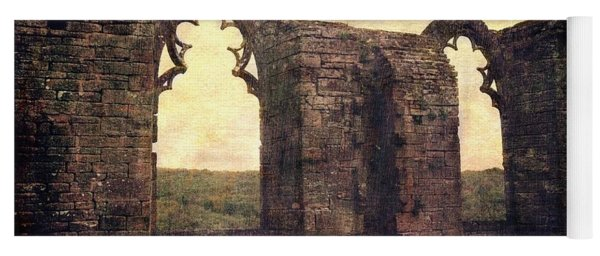 The Abbey Ruins Yoga Mat