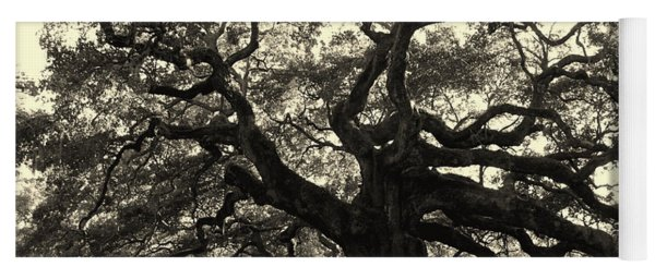 The Angel Oak Yoga Mat