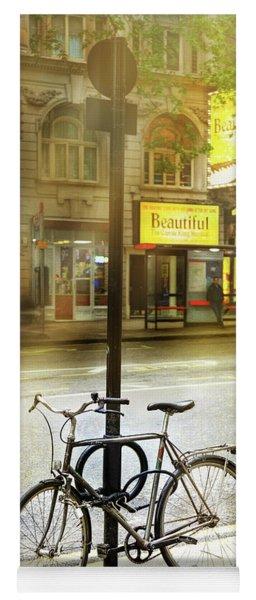 The Beautiful Bicycle Yoga Mat