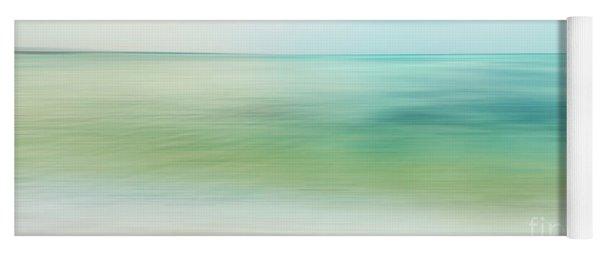 The Beautiful Sea Yoga Mat