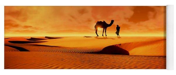 The Bedouin Yoga Mat
