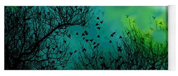 The Birds Of The Air  Yoga Mat