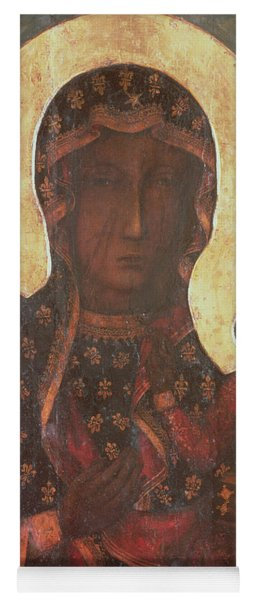 The Black Madonna Of Jasna Gora Yoga Mat