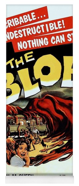 The Blob  Yoga Mat