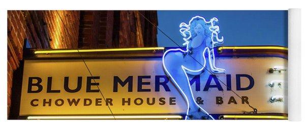 The Blue Mermaid Yoga Mat