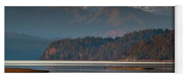 The Brothers From Hood Canal Yoga Mat